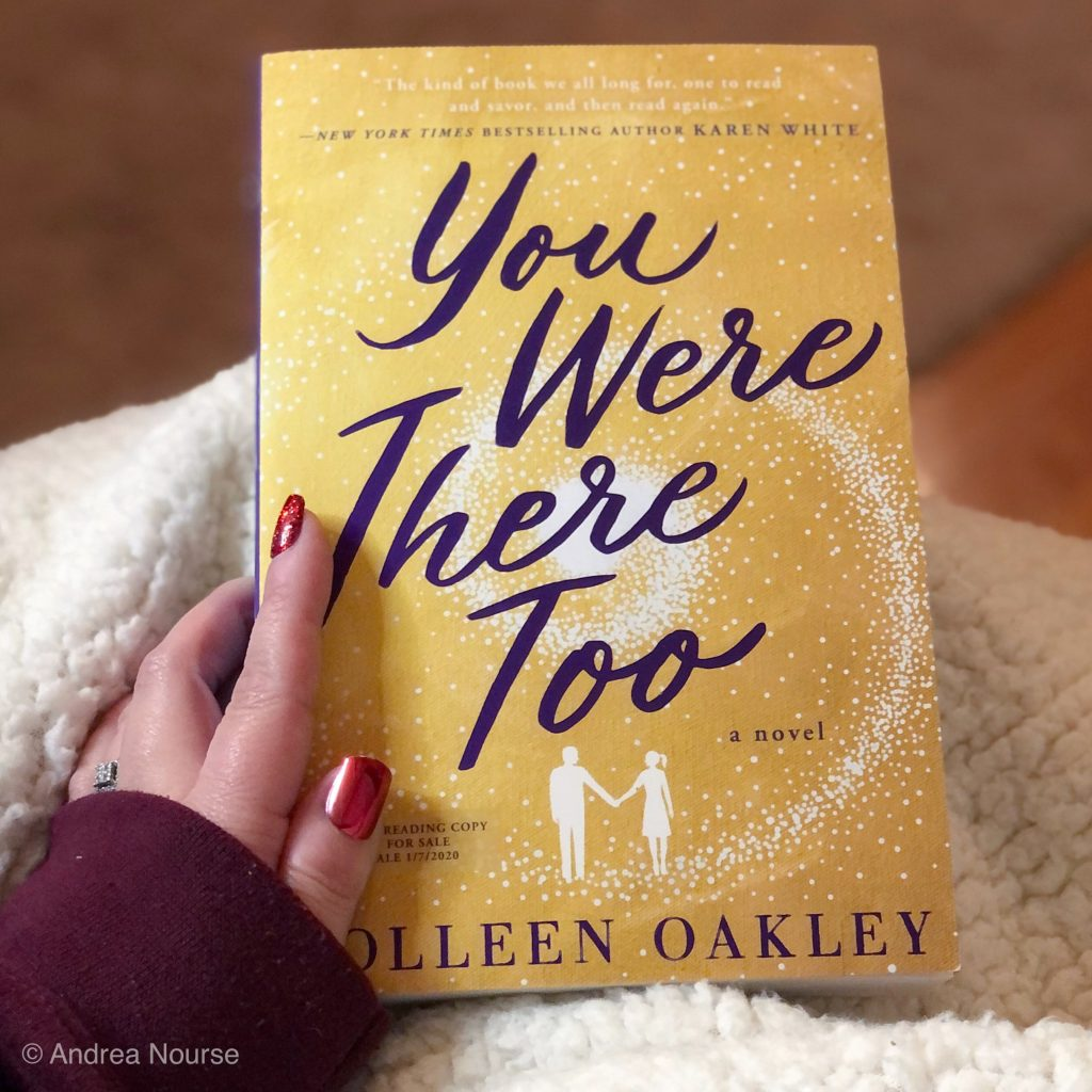 You Were There Too Book